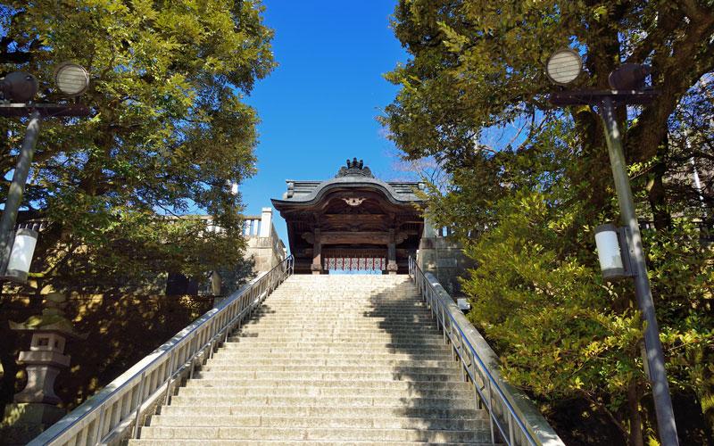 宇都宮 二荒山神社