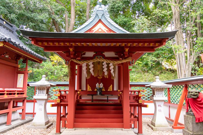 日枝神社の猿田彦神社