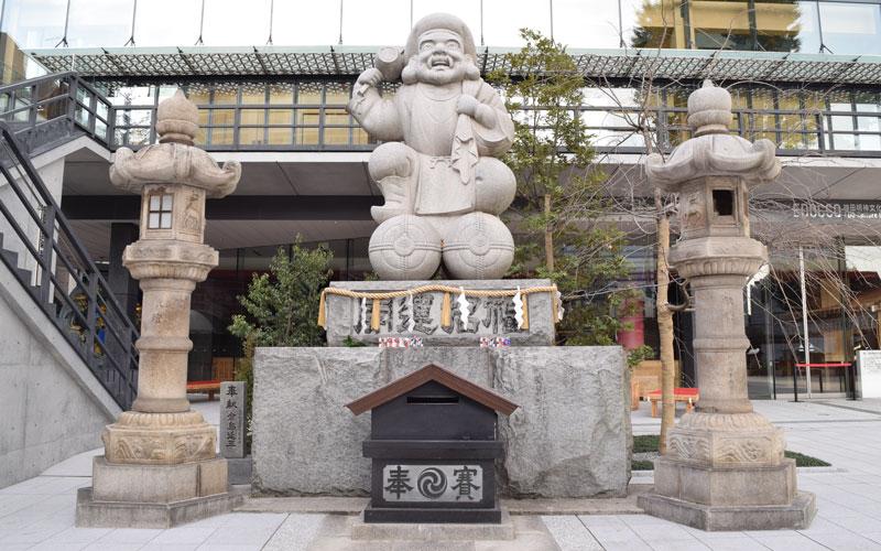 神田神社のだいこく様