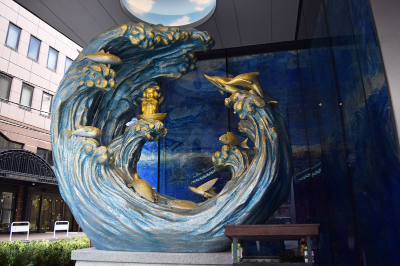 神田神社のえびす様