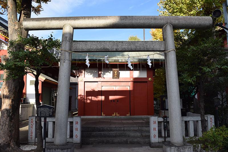 大伝馬町八雲神社