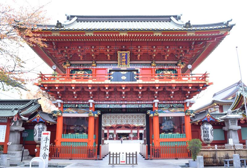 神田神社の随心院