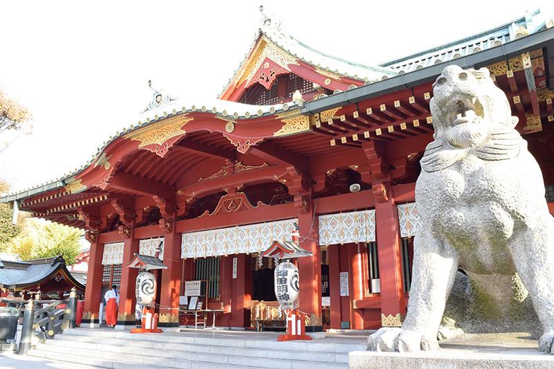 神田神社とは