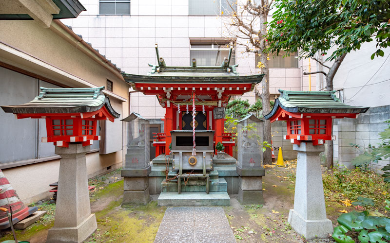 榛稲荷神社