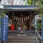 神明氷川神社社殿