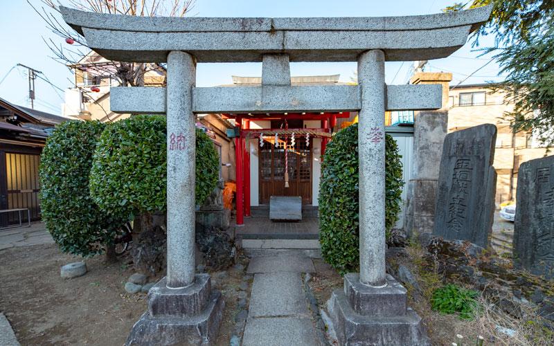 白玉稲荷神社