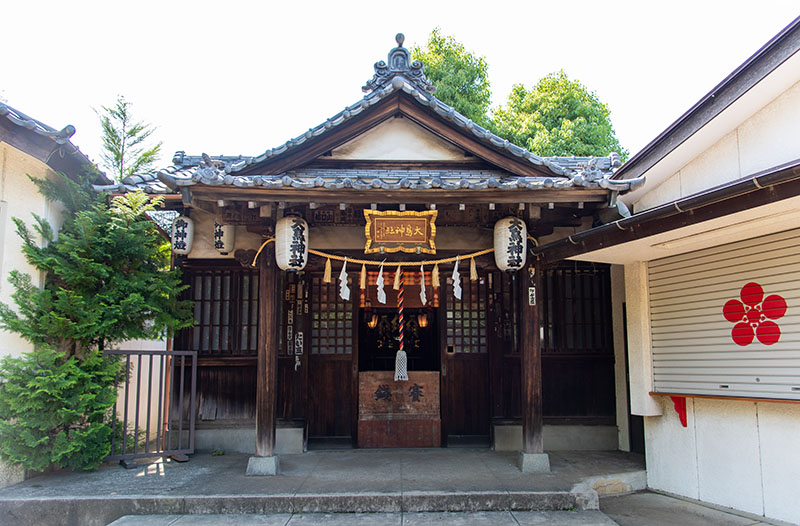 新井天神北野神社 大鳥神社