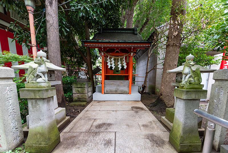 江東天祖神社 太郎稲荷神社