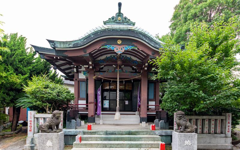 白髭神社(東向島)