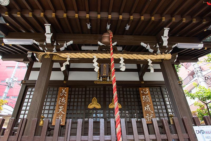 恵比寿神社 拝殿3