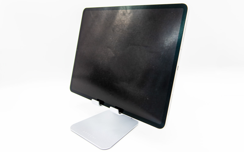 satechi R1 モバイルスタンド スペースグレイiPad