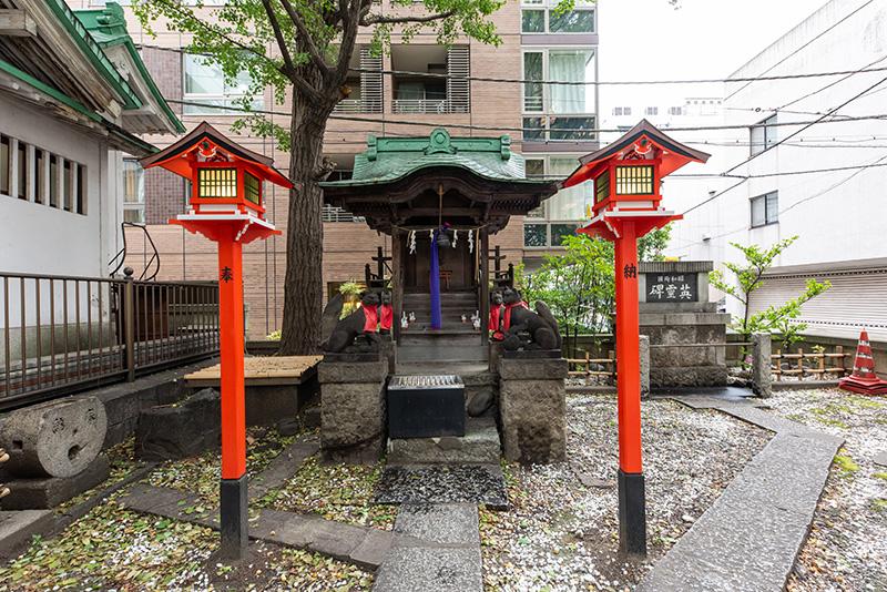 銀杏稲荷神社