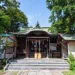 小岩神社 拝殿