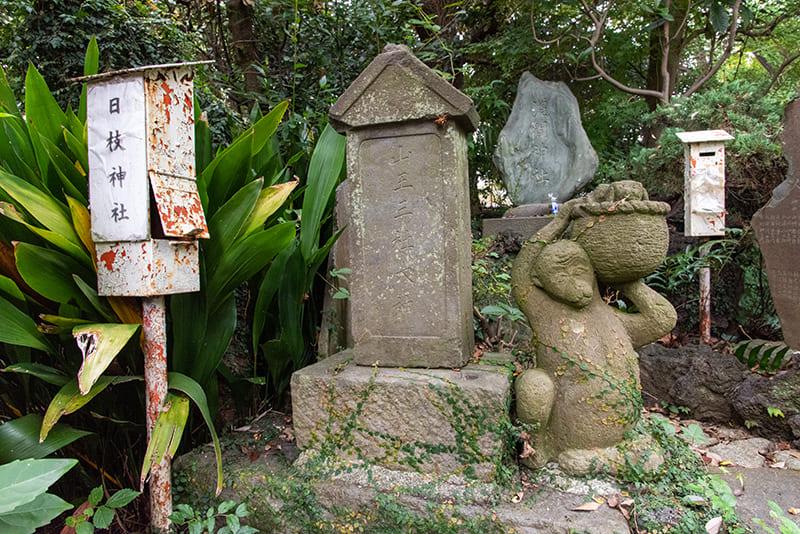 小岩神社 日枝神社