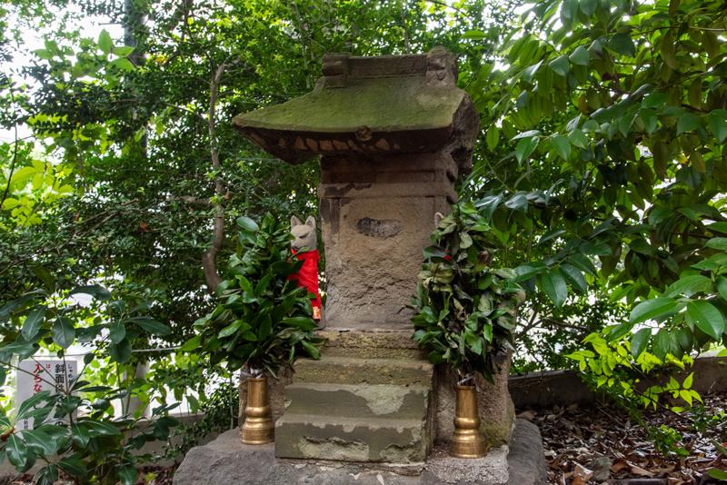品川神社 阿那稲荷神社2