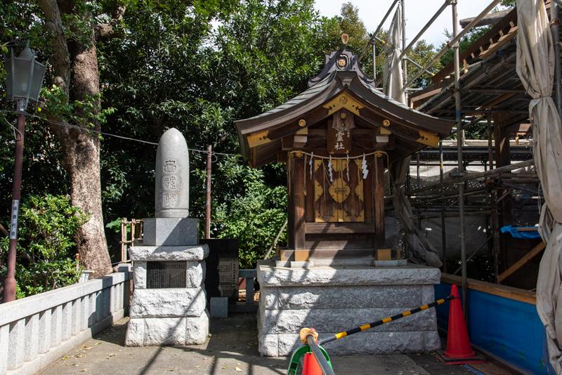 品川神社 祖霊社