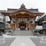 水天宮 拝殿