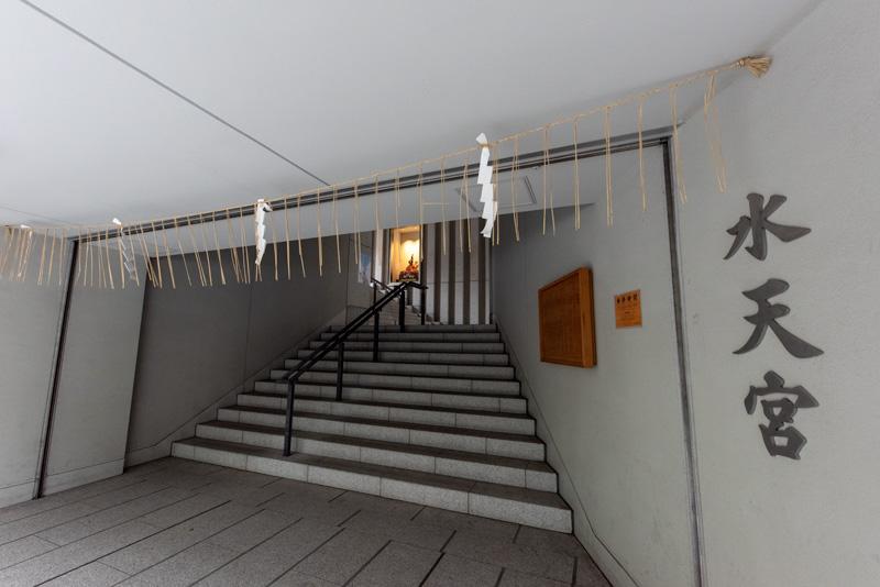 水天宮 入り口3
