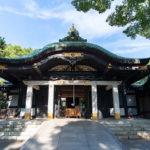 王子神社 拝殿