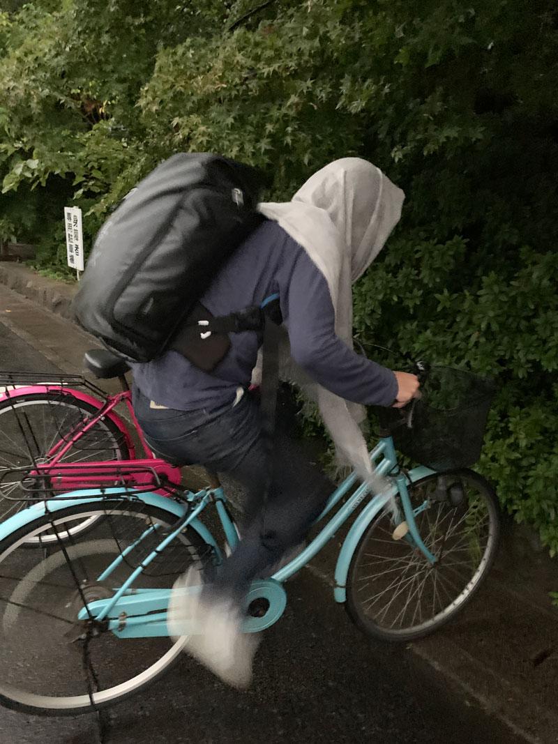 八重垣神社 レンタル自転車