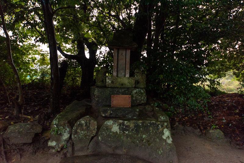 八重垣神社 五柱