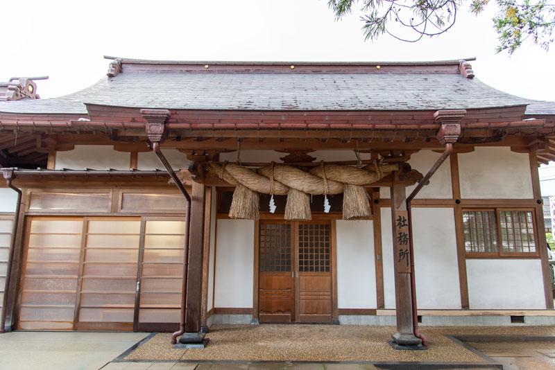 八重垣神社 社務所