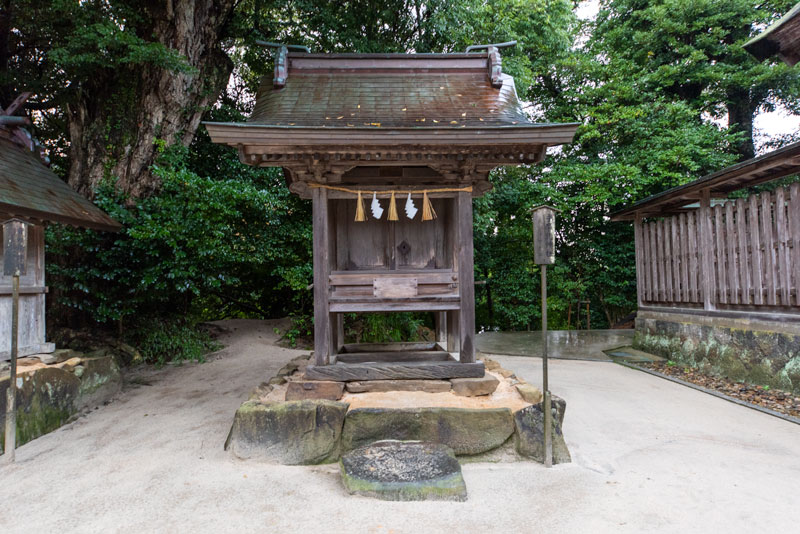 八重垣神社 手摩乳神社