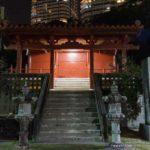 安里八幡宮拝殿