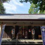 蛇窪神社 拝殿