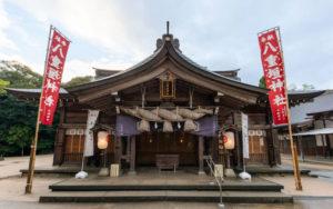 島根県松江市八重垣神社