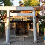 世木神社 拝殿