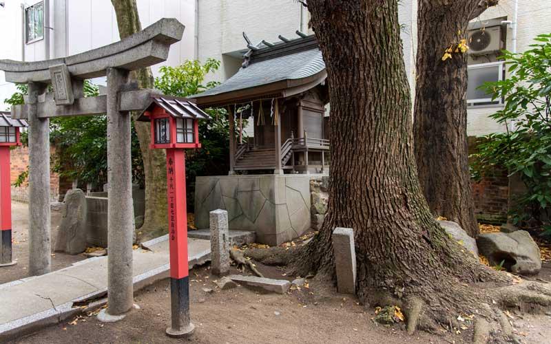 千代森神社 北辰宮