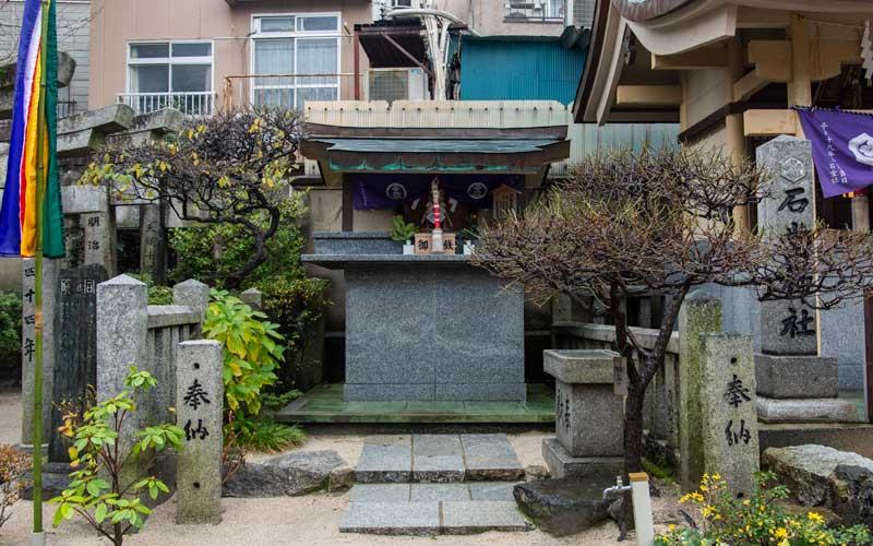 櫛田神社 二十二社