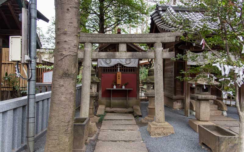 七社神社 稲荷神社