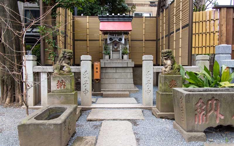 七社神社 熊野神社