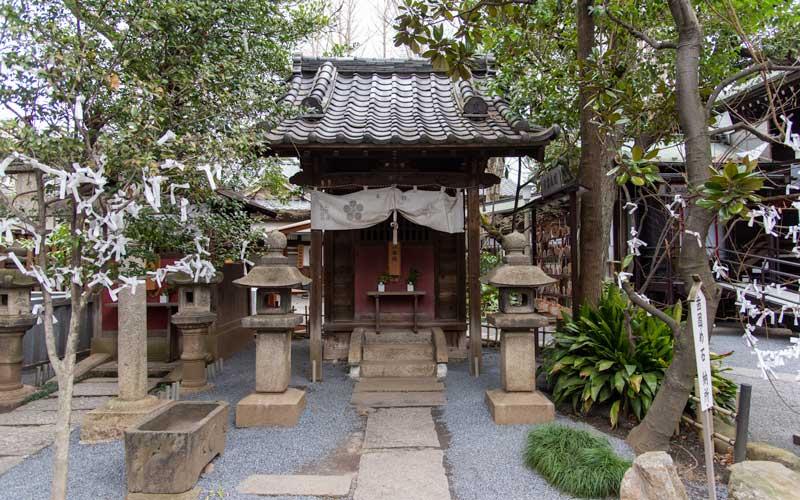 七社神社 菅原神社・三峰神社