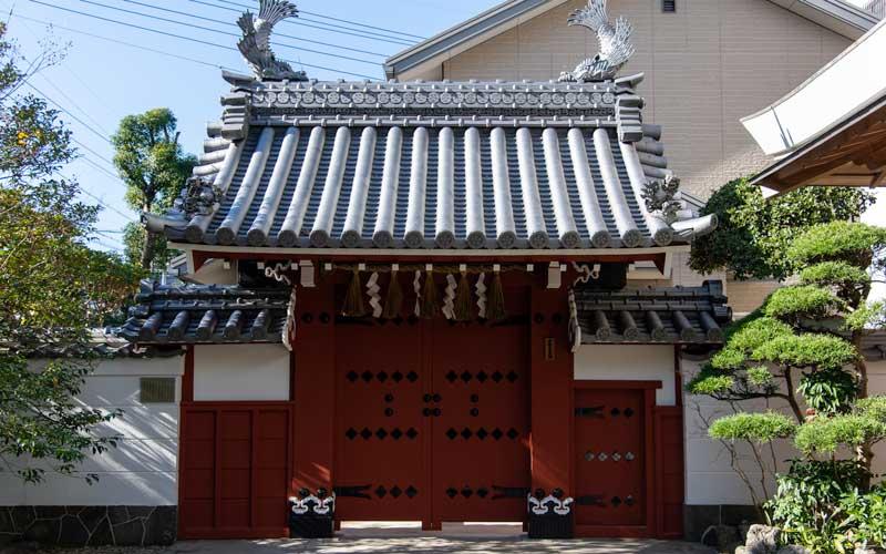 猿田彦神社 赤門