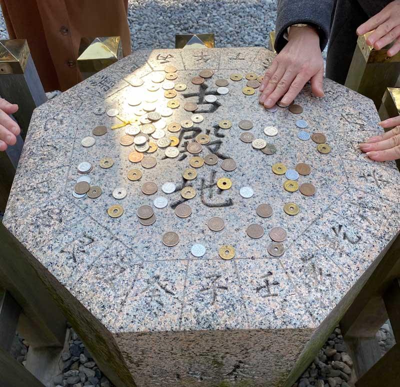 猿田彦神社 古殿地