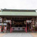 十日恵比寿神社 拝殿