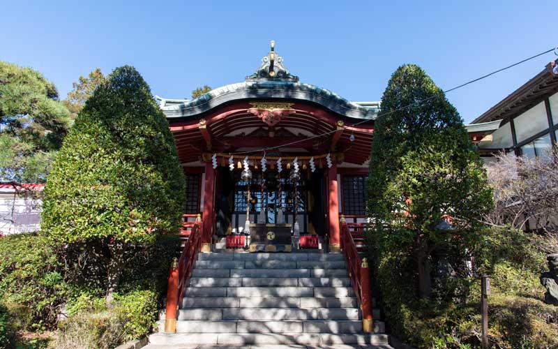 東大島神社