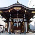北野神社 拝殿