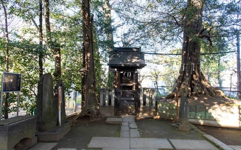 諏訪神社 御嶽神社