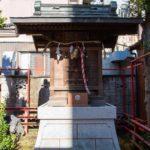 亀守稲荷神社 拝殿