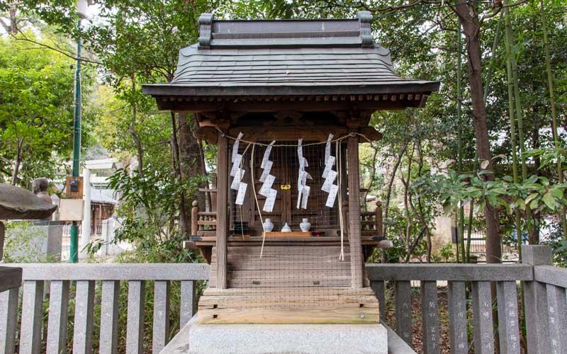 荻窪八幡神社 秋葉神社