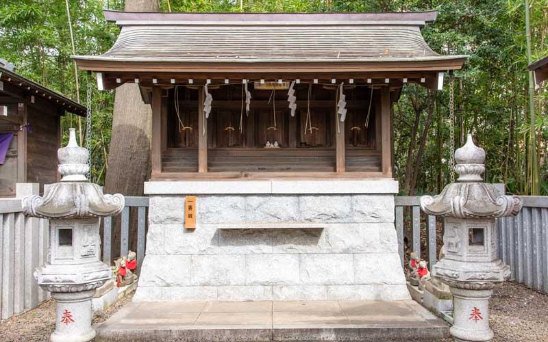 荻窪八幡神社 境内社