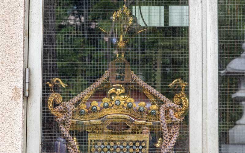 荻窪八幡神社 御神輿