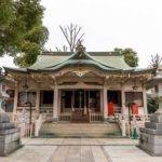 荻窪白山神社 拝殿